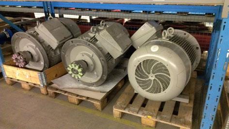 Bild Ankauf Elektromotoren neu und gebraucht