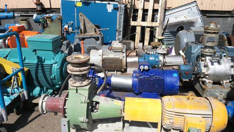 Bild Ankauf Pumpen Ankauf Elektromotoren Ankauf Industriegüter