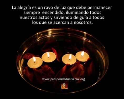 La Felicidad- la alegría es un rayo de luz - PROSPERIDAD UNIVERSAL -www.prosperidaduniversal.órg