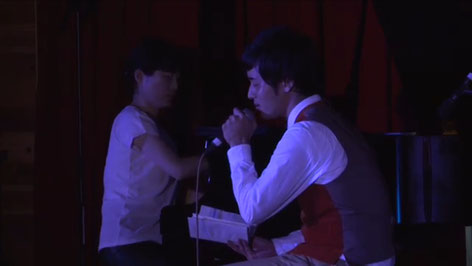 Synsho-Bisui (at Early evening, a little tipsy) Wolrd Premiere by Keiko Harada & Kosuke Sakae