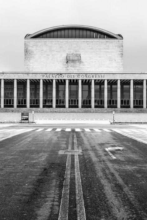 EUR Roma - palazzo dei congressi