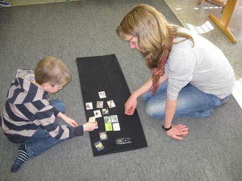 Überprüfung der phonetisch-phonologischen Kompetenzen mit dem AVAK (Analyseverfahren zu Aussprachestörungen bei Kindern)