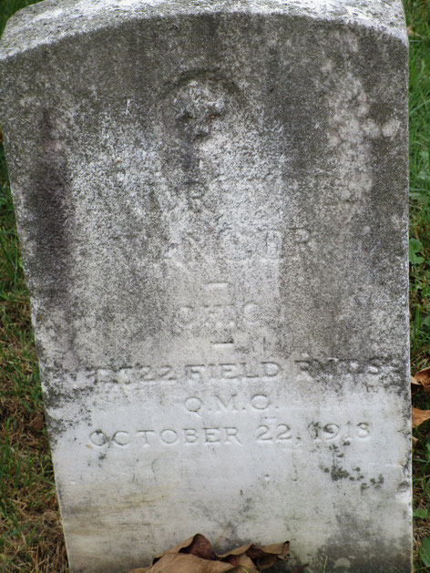Tombe d'Andrew - Andrew's burial - Find a Grave
