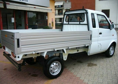 Benzin Transporter Kipper