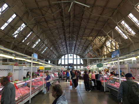 Riga-Tour.com Zentral Markt