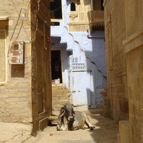 Jaisalmer Rajasthan roundtrip