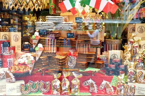 Aachen shopping Damien Entwistle