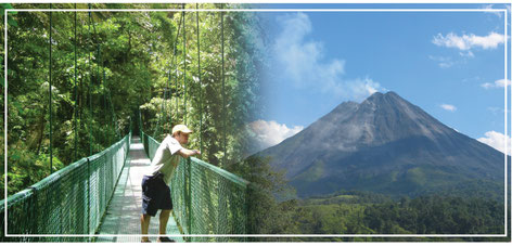 Volcán Arenal Tours & Actividades - La Fortuna Costa Rica