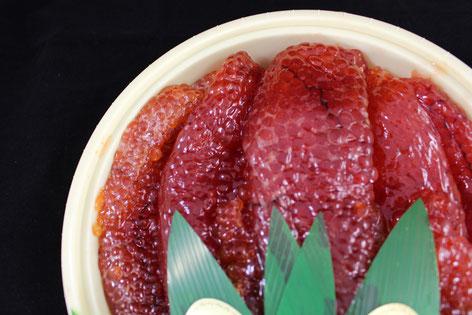 鮭子筋子樽画像大