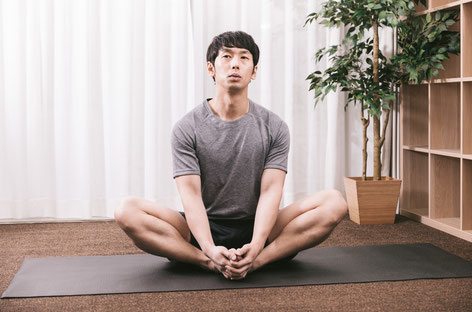 ストレッチをしているのに腰痛が治らない奈良県橿原市の男性