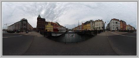 Kopenhagen; Hans Jutzi; Panormaphotografie; PTGui; Bildershop