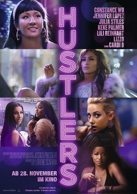 Hustlers Plakat