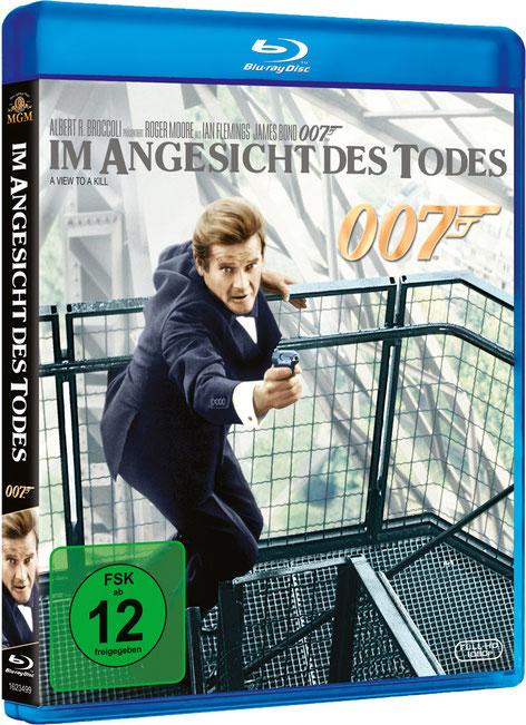 Im Angesicht des Todes - Danjaq LLC - Metro-Goldwyn-Mayer Studios - 20th Century Fox Home Entertainment - kulturmaterial