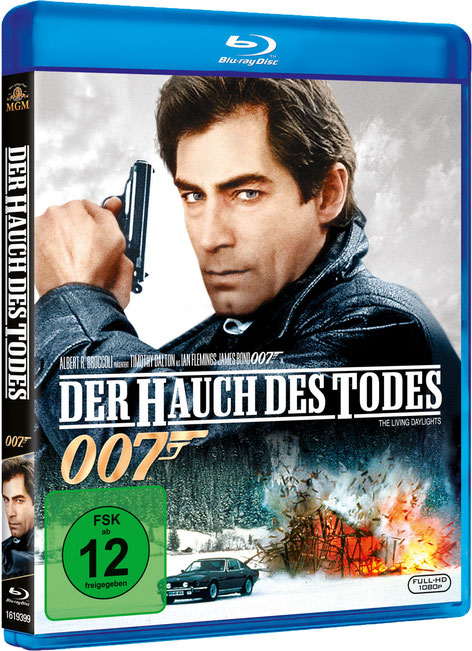 Der Hauch des Todes - Danjaq LLC - Metro-Goldwyn-Mayer Studios - 20th Century Fox Home Entertainment - kulturmaterial