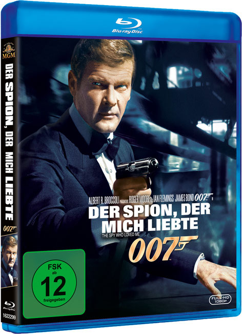 Der Spion der mich liebte - Danjaq LLC - Metro-Goldwyn-Mayer Studios - 20th Century Fox Home Entertainment - kulturmaterial