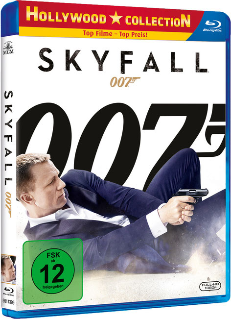 Skyfall - Danjaq LLC - Metro-Goldwyn-Mayer Studios - 20th Century Fox Home Entertainment - kulturmaterial