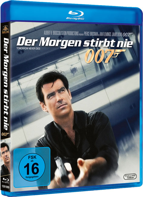 Der Morgen stirbt nie - Danjaq LLC - Metro-Goldwyn-Mayer Studios - 20th Century Fox Home Entertainment - kulturmaterial