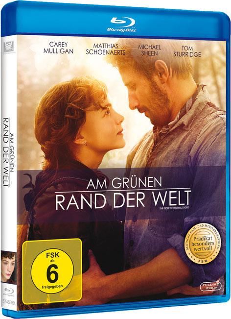 Am grünen Rand der Welt Blu-ray DVD- Carey Mulligan - Matthias Schoenaerts - Fox Home - kulturmaterial - Title