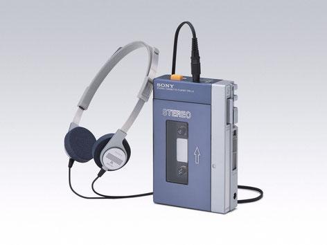Sony Walkman de 1979.