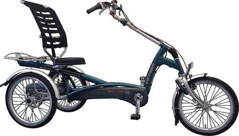 Dreirad als Alternative für Menschen mit multipler Sklerose