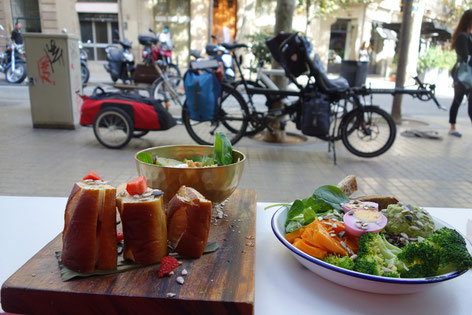 Barcelone Brunch and Cake