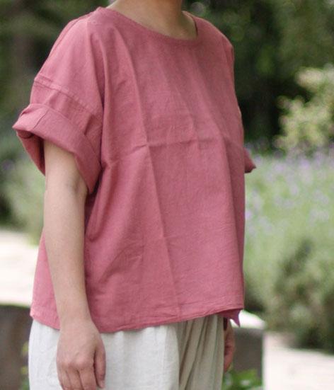 ヂェン先生の日常着 半袖Tシャツショート