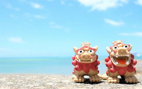 沖縄出身です!