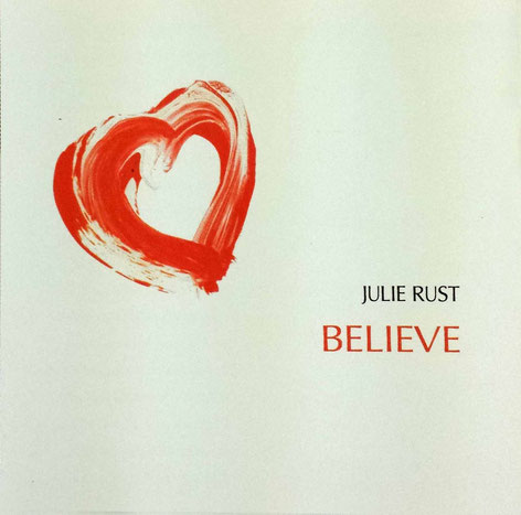 """Believe ""  front cover"