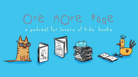 Nat Amoore One More Page Podcast Kids Books