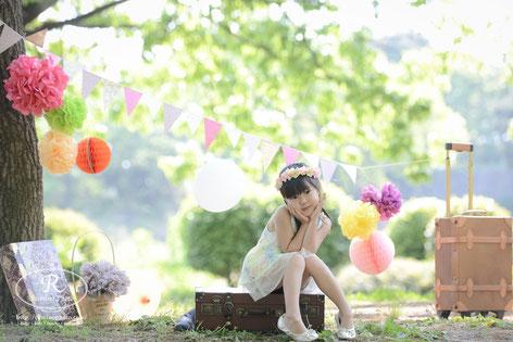 花冠フォト撮影会 2015春