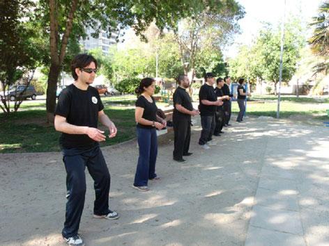 taijiquan, chi, taichi, chen, cxwta, wctach, wcta, wctag, jan, xiaowang, instructor, practicas, clases, uniforme y ropa de practica