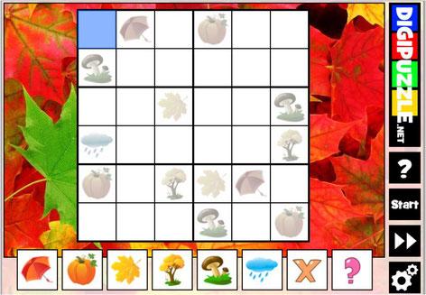 http://www.digipuzzle.net/digipuzzle/autumn/puzzles/sudoku.htm?language=english&linkback=../../../education/autumn/index.htm - klik