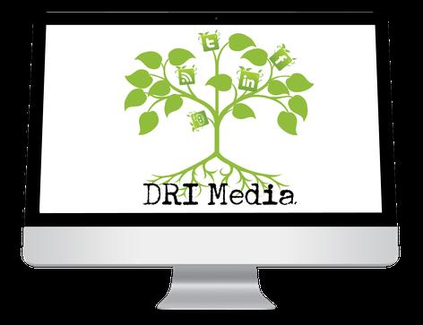 DRI Media Logo
