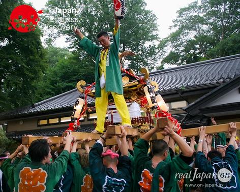 与野夏祭り @2014.07.19