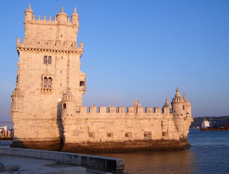 Lisboa Torre de Belem Osterferien