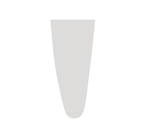 フィンの形状1