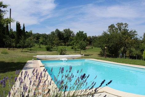gite pays cathare à Saint Denis dans l'Aude labélisé Gites de France avec piscine et SPA