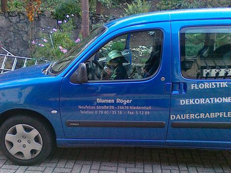 Lieferservice in Niedernhall und Umgebung