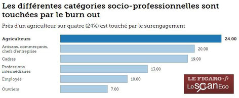 Burn out, syndrôme d'épuisement professionnel,