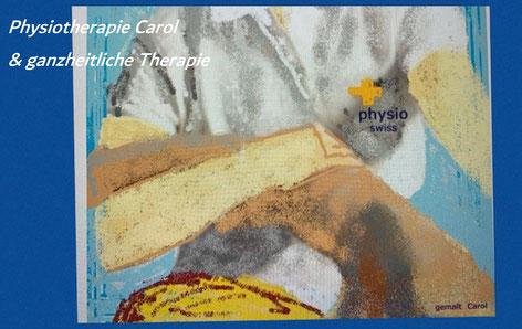 Carol Petrig, TFH Stress Schmerzen Burn out  Gratis Promotion Buch Angebote Shiatsu  Komplementärtherapie Alternativmedizin Bachblüte