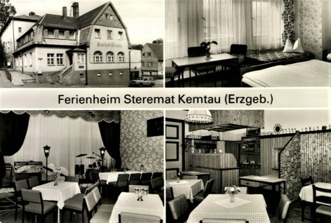 Der Gasthof 1985