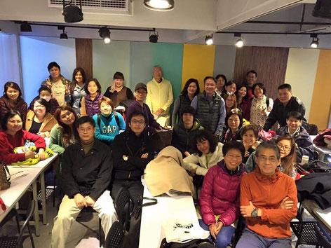 2016年1月総合旅程管理講座風景  なんと台湾で開講しました!      出張講座もしますよ♪