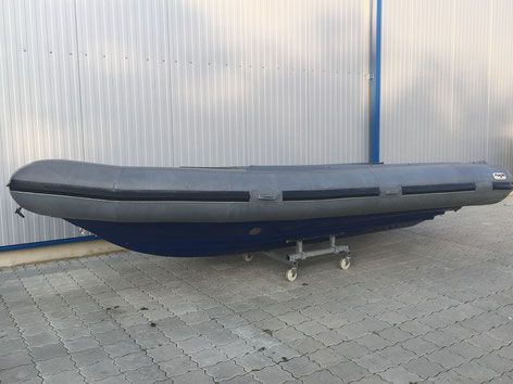 Searider 5.4 ohne Motor