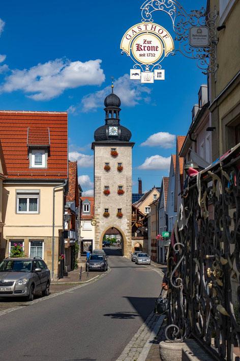 © Traudi - der Gänsturm (Unteres Tor)