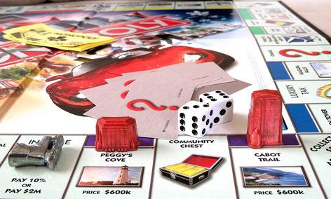 Brettspiele als Slot im Online Casino