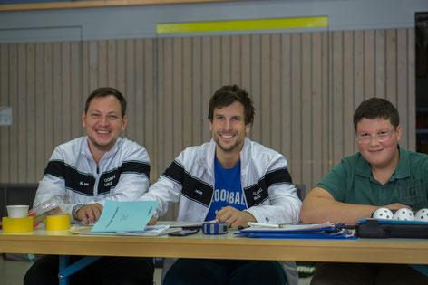 Verantwortung übernehmen, das gehört für Jugendspieler bei Floorball Mainz früh dazu