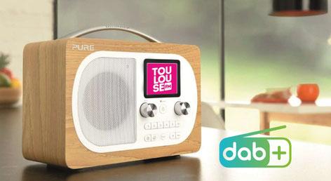 Toulouse FM arrive en DAB+ et élargit sa zonde de diffusion