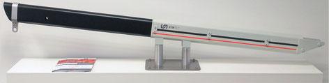 Reibrührgeschweißter Stahl-Teleskopkran-Ausleger