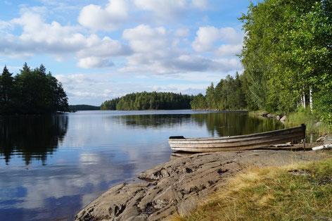 Schwedischer Sommer in Kilsbergen, Foto: Ulf F. Baumann