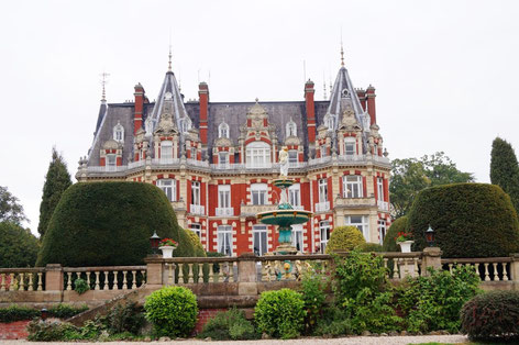 Chateau Impney, Photo: Ulf F. Baumann